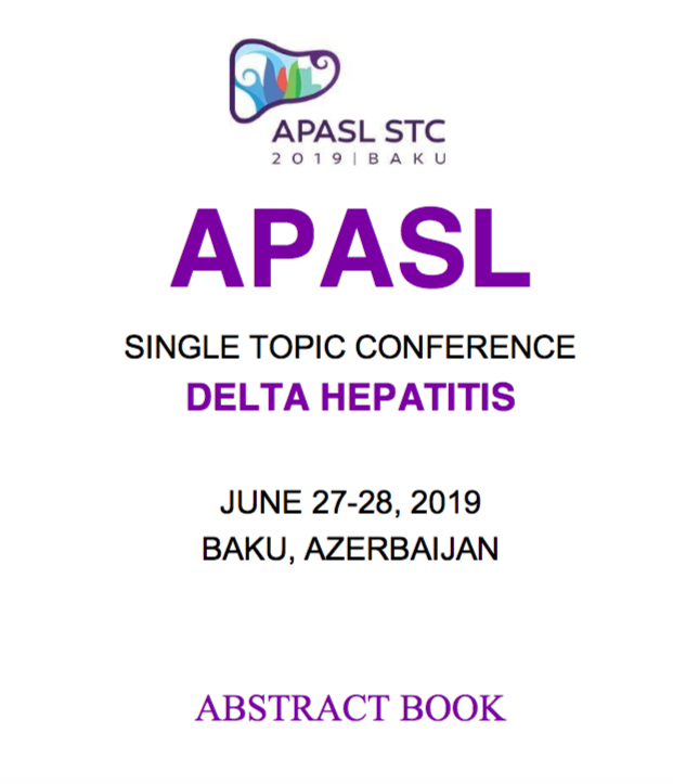 APASL STC 2019 DELTA HEPATITIS